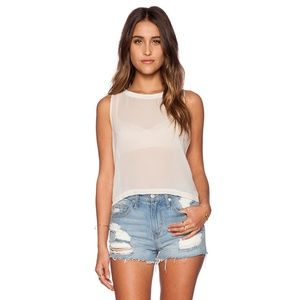 LACAUSA Cropped 'Dad' Shirt S